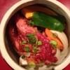 炭火焼肉 一龍 - 料理写真:ツボカルビ 780円(ご注文は二人前から)