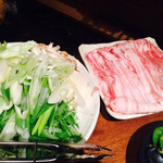 街や - 野菜・お肉