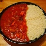 カラバッシュ - クスクス(マリ・セネガル料理)¥800