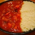 カラバッシュ - クスクス(マリ・セネガル料理)
