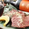 陽山道 - 料理写真:A5和牛に合うワインもご用意してます