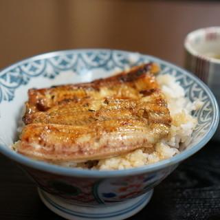 川勢 - 料理写真:ランチのうな丼