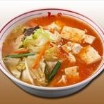 蒙古タンメン中本 - 料理写真:一番人気!蒙古タンメン