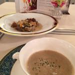 エスカーレ - スープ  ★★★★
