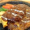 マナハウス - 料理写真:イングランドハンバーグステーキ