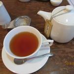 レ・ボ・プロバンス喫茶 - アールグレイを頂きました