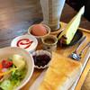 じょあん - 料理写真:ドリンク代(450円)のみのモーニング (2014.09現在)