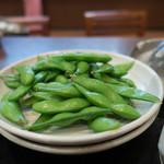 湯乃市 - 枝豆