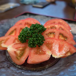 湯乃市 - 冷やしトマト