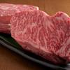 鉄板焼 宮地  - 料理写真:超熟成黒毛和牛