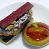 ガトーめぐろ - 料理写真:パリブレスト&アップルパイ