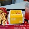 マクドナルド - 料理写真:クォーターパウンダーチーズMセット
