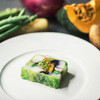 ブラウンライス - 料理写真:季節の野菜をふんだんに使用。野菜本来の味や食感が楽しめる「野菜のテリーヌ」