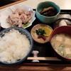 良寛庵 - 料理写真:日替定食(650円)良寛庵 2014/9/19