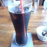 ブリランテ - アフタードリンクのアイスコーヒー