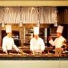 グリルレストラン マンジャーレ シェフズライブステージ - 内観写真:三ッ星レストラン仕様のグリル機器