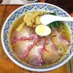 中国ラーメン揚州商人 - 中国チャーシュー麺(醤油)