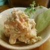 秀勝 - 料理写真:ポテトサラダ