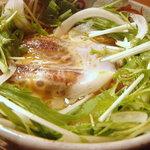 鰻・蒲焼 玄 - 鰻アップ