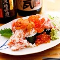 魚久 のっけ寿司