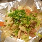 五右ヱ門 - 料理写真:野菜炒め