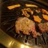 焼肉 金剛山 - 料理写真:焼くべし焼くべし〜!