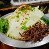 もつ鍋 正時浪 - 料理写真:塩味モツ鍋
