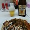 広島焼 かずみや - 料理写真:肉玉とマヨ焼 2014.9
