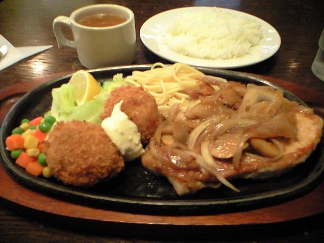 レストランナカ 東品川店
