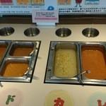 インドや  - カレーは5種