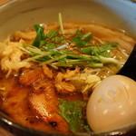 麺屋宗&SOU - 特製うま塩ラーメン980円 シナチク嫌いなんだけどここのシナチクなら食べられます