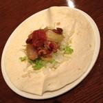 ジ オーブン アメリカン ビュッフェ - 平日ディナー(大人2,160円)の「タコス」2014年9月