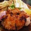 ひら田 - 料理写真:地鶏炙り焼き。