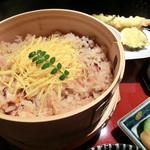 創味魚菜 いわ倉 - たこ飯