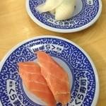 無添くら寿司 - 熟成まぐろ 大葉いか