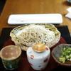 玄蕎麦 野中 - 料理写真:蟻巣の田舎蕎麦(1日10食)
