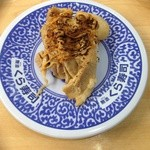 無添くら寿司 - 豚カルビ炙りマヨ