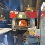 LOGIC - ピッツァを焼く窯