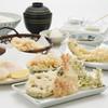 天ぷら新宿つな八 - 料理写真:江戸前膳