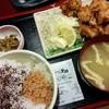 やきとり平助 - 料理写真:唐揚げ定食