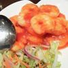 廣東海鮮酒家 堂記  - 料理写真:エビチリ