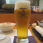 30901284 - まずは生ビールで乾杯!
