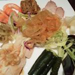 廣東海鮮酒家 堂記  - 前菜盛り合わせ