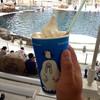 シーランドカフェ - 料理写真:コーラにアイスをのせました (270円) (2014.09現在)