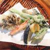 なめとこ山庵 - 料理写真:旬菜の天ぷら
