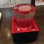 元祖 うな鐡 - 司牡丹 2014.9