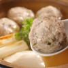 とらたつま - 料理写真:イワシのつみれ小鍋