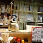 なると屋 - (2014/8月)店内