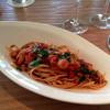 サデン - 料理写真:地蛸とトマトのスパゲッティ