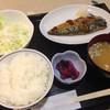 ダイニングキッチン 心 - 料理写真:ワンコインランチ鯖の塩焼き